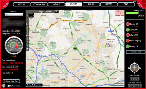 Sika Security Amp Investigations Agency Vehicle Tracking